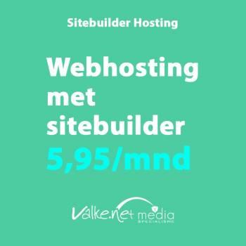 Sitebuilder Hosting